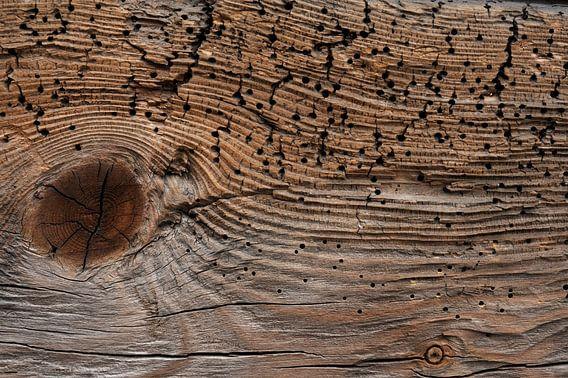 Old Wood Bryggen IV