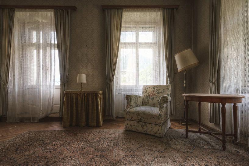Hotelkamer van Perry Wiertz