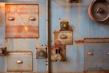 alte Industriemaschine von JOJO
