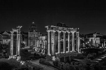Forum Romanum van Eus Driessen