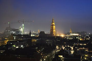 Groningen  sur Pim Feijen
