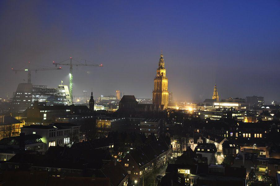 Groningen  van Pim Feijen