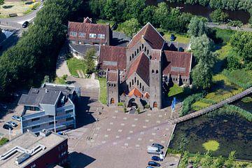 Water Alliance, Friese Milieu Federatie en Bentacera in Leeuwarden von Meindert van Dijk