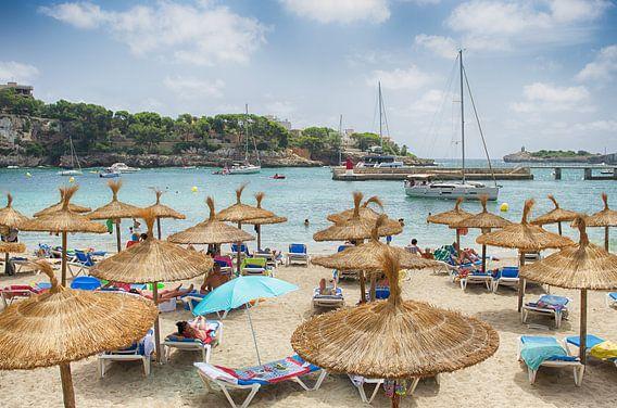 Het strand van Mallorca