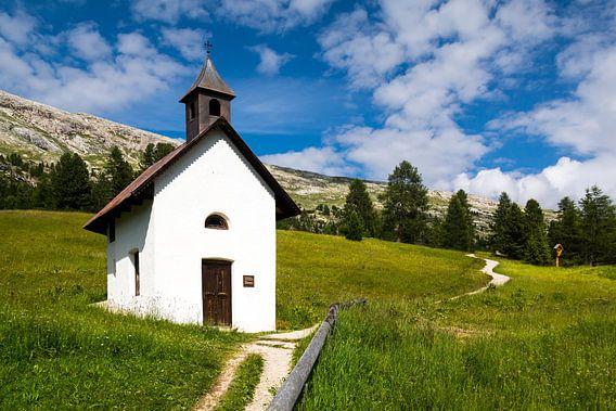 Tiroler Alm  van Reiner Würz / RWFotoArt