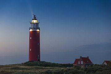 Lighthouse Texel sur Marc Arts