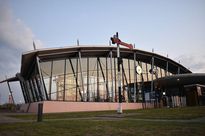 Train station van H,M SOETENS