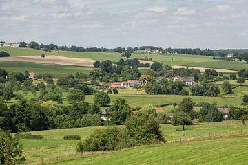 Zuid-Limburg op zijn mooist van John Kreukniet