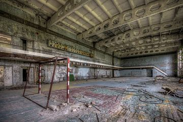 Gymzaal von Henny Reumerman