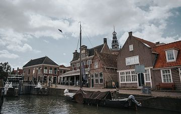 De Haven van Monnickendam van Sam ter Veer