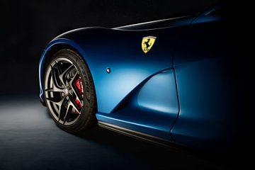 Ferrari 812 Superfast von Thomas Boudewijn