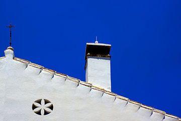 Blauw en Wit  von Jo Miseré