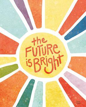 De toekomst is helder, Dina June van Wild Apple