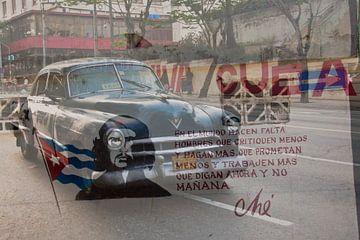 Havana roads von Jacintha Van beveren