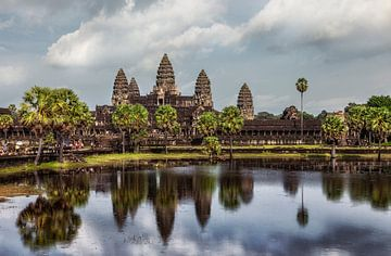Angkor Wat, Cambodja sur Jaap van Lenthe