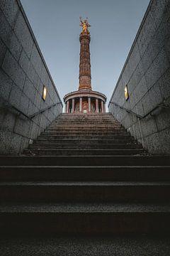Goldelse / Colonne de la Victoire Berlin sur Robin Berndt