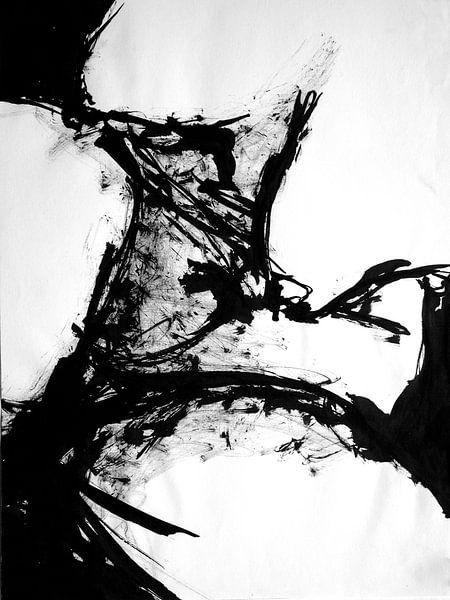 Tanzen im Spiegel von Anita Snik-Broeken