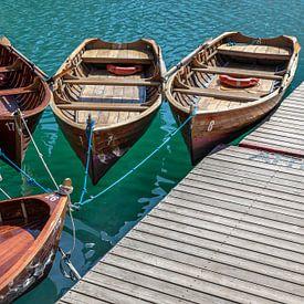 Ruderboote von Tilo Grellmann