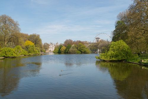 St James's Park, Londen van Peter Apers