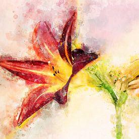 Bloemen18 van Silvia Creemers