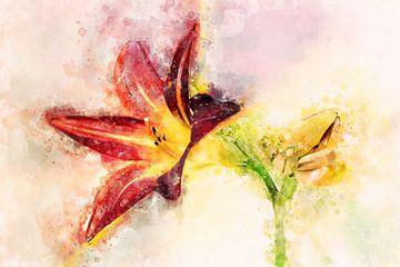 Blumen18 von Silvia Creemers