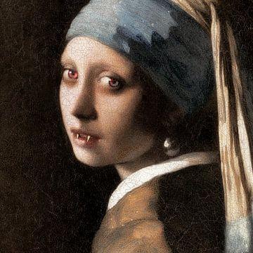 Meisje met de Parel - The Undead Edition van Marja van den Hurk