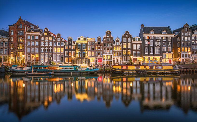 Amsterdam von Photo Wall Decoration