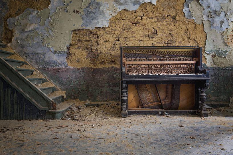 Piano De laatste noot van Kristof Ven