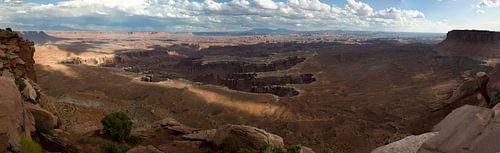 Canyonlands panoramic view