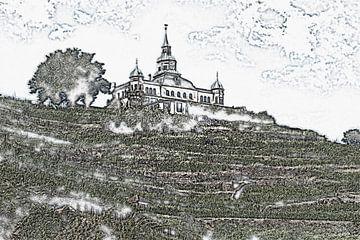 Spitzhaus Radebeul van Gunter Kirsch