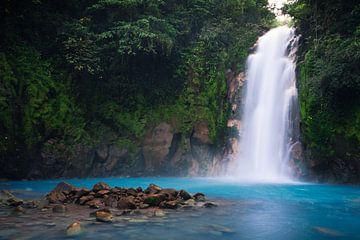 Rio Celeste (Costa Rica) von Martijn Smeets