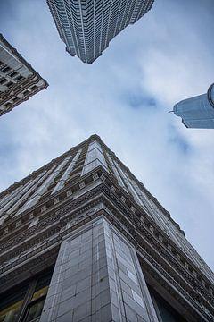Chicago Wolkenkratzer von Tobias Rühling