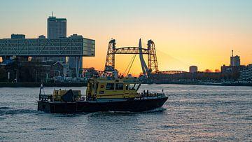 Skyline Rotterdam sur 24 liquidmedia