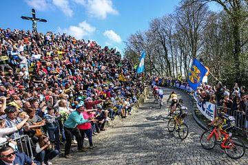 Die Mauer, Flandern Rundfahrt von Leon van Bon