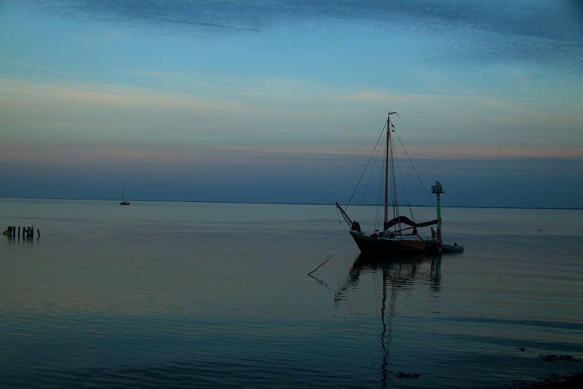 Ameland/Blauwe uurtje van Rinnie Wijnstra