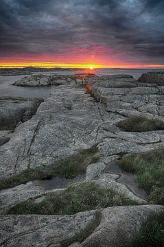Sonnenuntergang von Frank Bogdanski