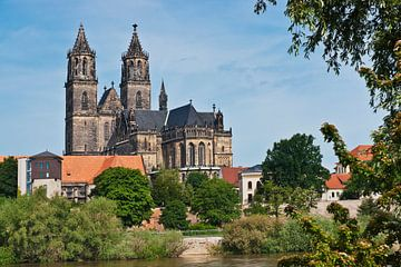 Magdeburg, Saxony-Anhalt van Gunter Kirsch