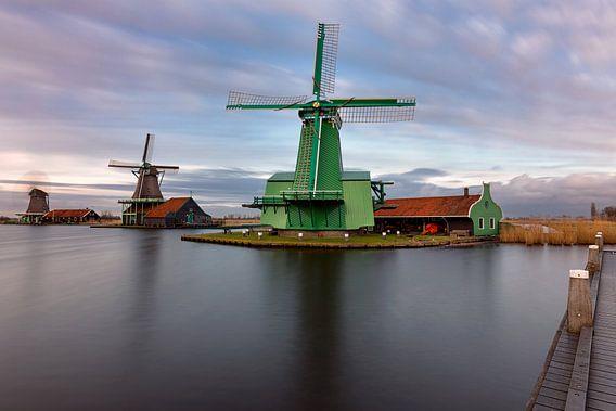 Windmill Zaanse Schans