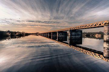 Moerputtenbrug von Bert-Jan de Wagenaar