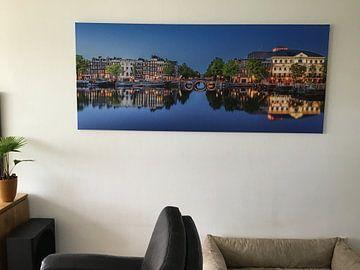 Kundenfoto: Panorama Amstel und Theater Carré Amsterdam von Thea.Photo