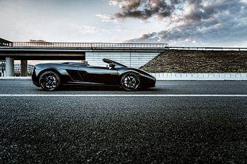 Lamborghini Gallardo Spyder van Christian Mack