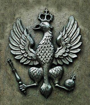 Poolse adelaar van Jolanta Mayerberg