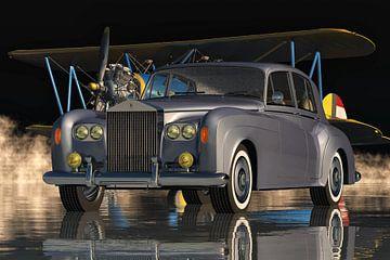 Der Rolls-Royce Silver Cloud III von 1963