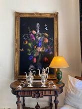 Klantfoto: Dutch Love van Sander Van Laar, op canvas