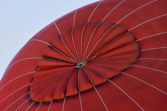the red balloon van Yvonne Blokland
