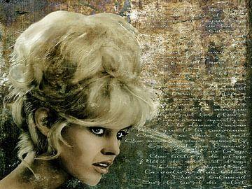Brigitte Bardot - Liedtext von Christine Nöhmeier