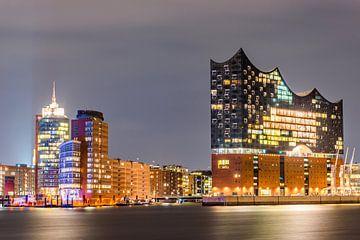Elbphilharmonie Hamburg van Günter Albers