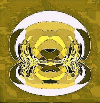 The Marvelous Abstract Egg von Annaluiza Dovinos
