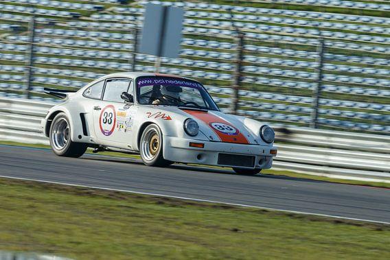 Porsche 911 race  van Menno Schaefer