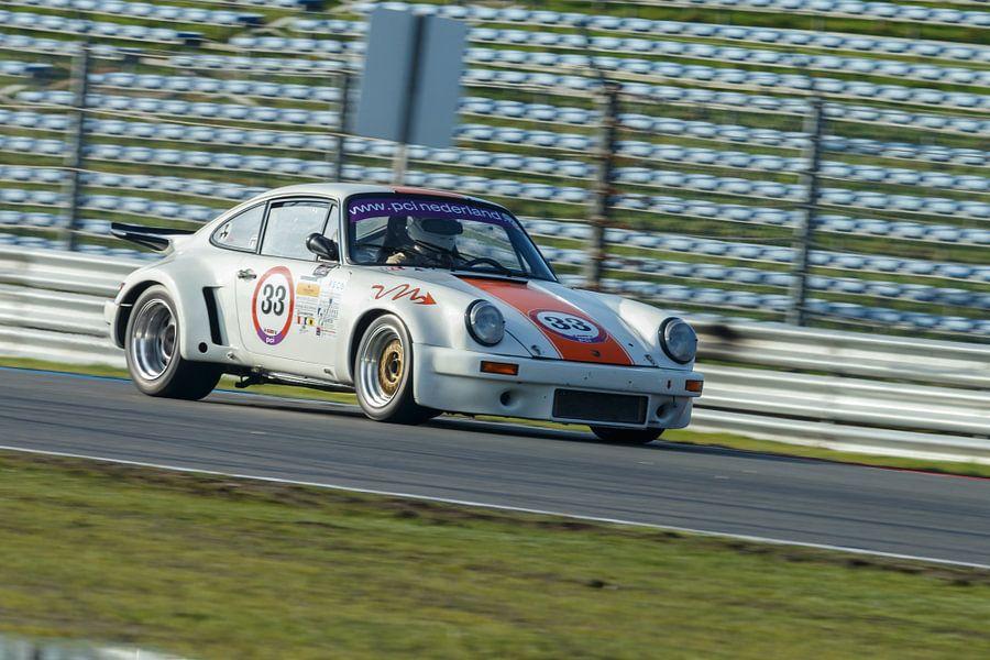 Porsche 911 race